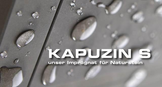Imprägnierung mit Kapuzin S